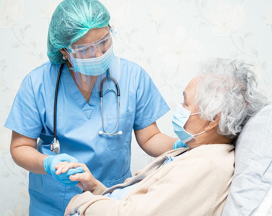 'Leczenie osób starszych w pandemii' - czytaj już w piątek 16 kwietnia w 'Wyborczej'.