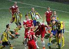 Piłkarze Skry nadal bez porażki w III lidze. Nie dali się wiceliderowi [ZDJĘCIA]