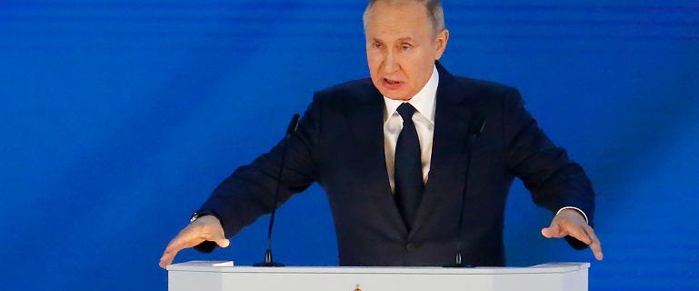 Putin: Ten, kto grozi Rosji będzie żałował tak, jak nigdy wcześniej