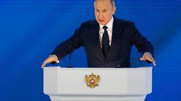 Rosja. Władimir Putin (na zdjęciu) ostrzegł Zachód: Każdy, kto grozi Rosji, będzie żałował tak, jak nigdy wcześniej niczego nie żałował