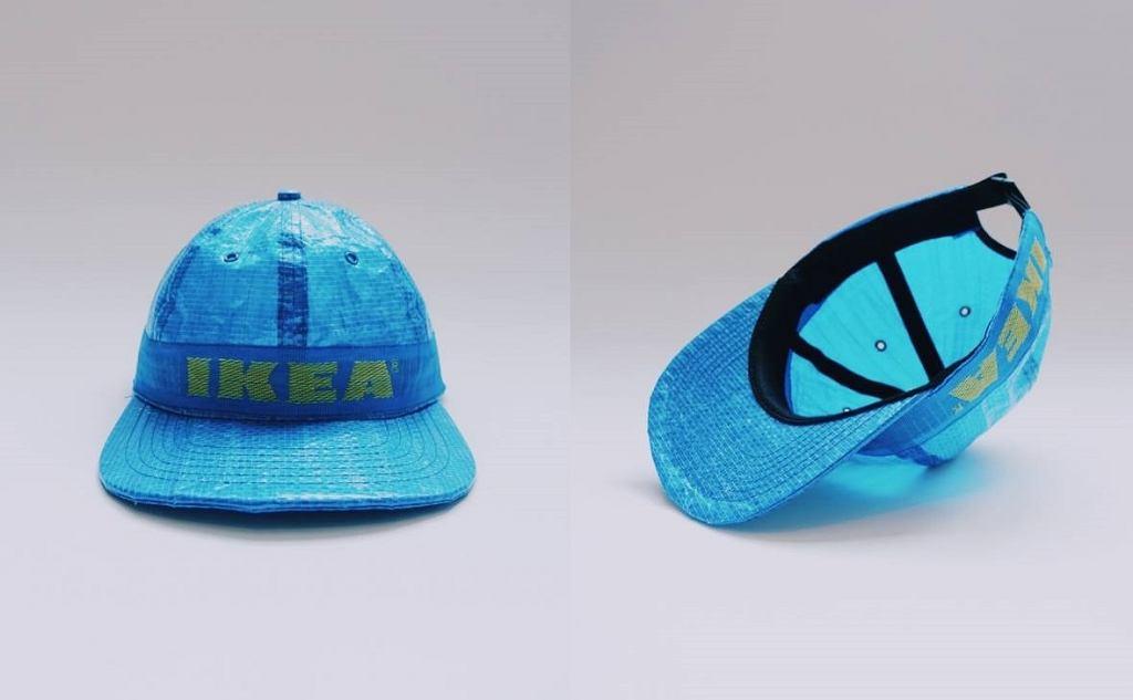 Fani niebieskiej torby z Ikei od teraz mają możliwość, by nosić ją też na głowie i to dosłownie