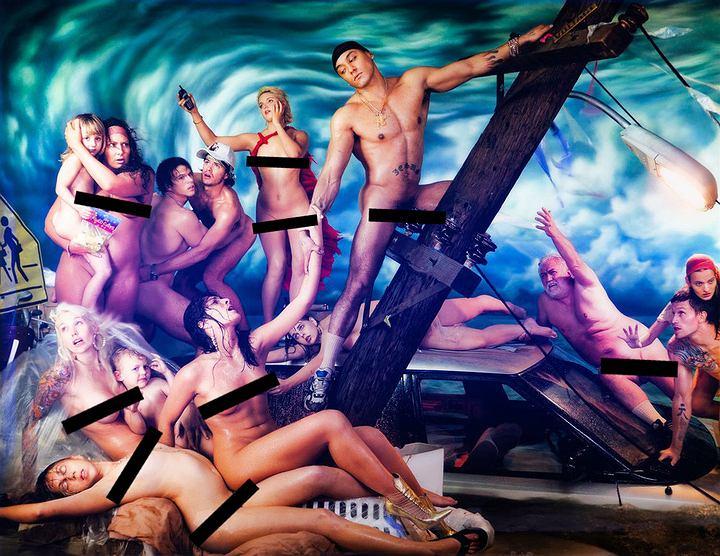 'Deluge' David LaChapelle