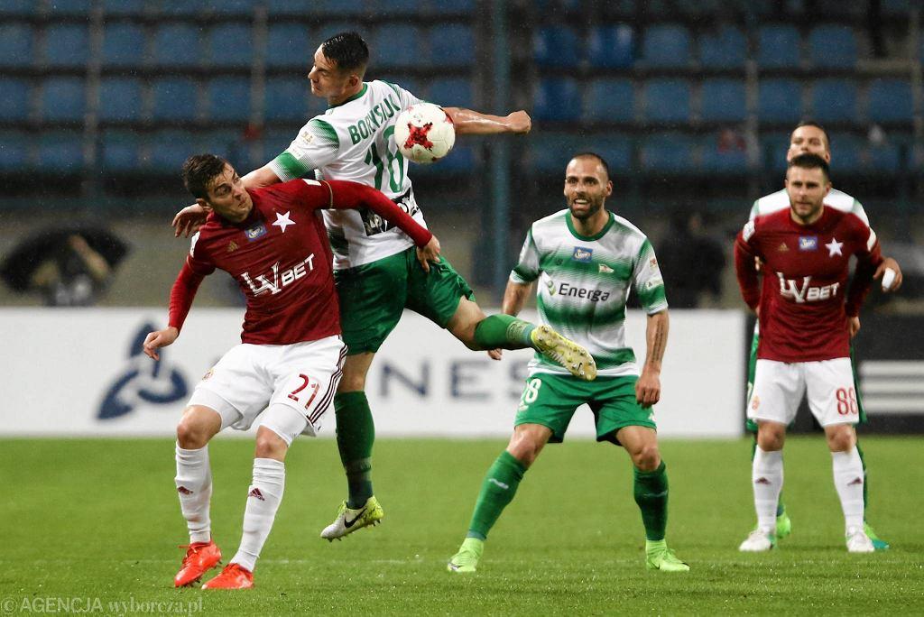 Wisła Kraków - Lechia Gdańsk 0:1