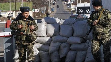 Ukraina umocniła granice z Naddniestrzem