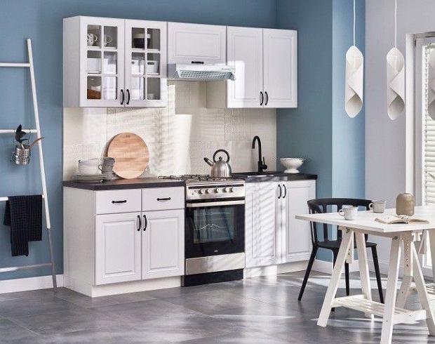 Okap podszafkowy: do małej kuchni i nie tylko