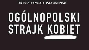 Czarny protest: Ogólnopolski Strajk Kobiet zainicjowany przez Krystynę Jandę