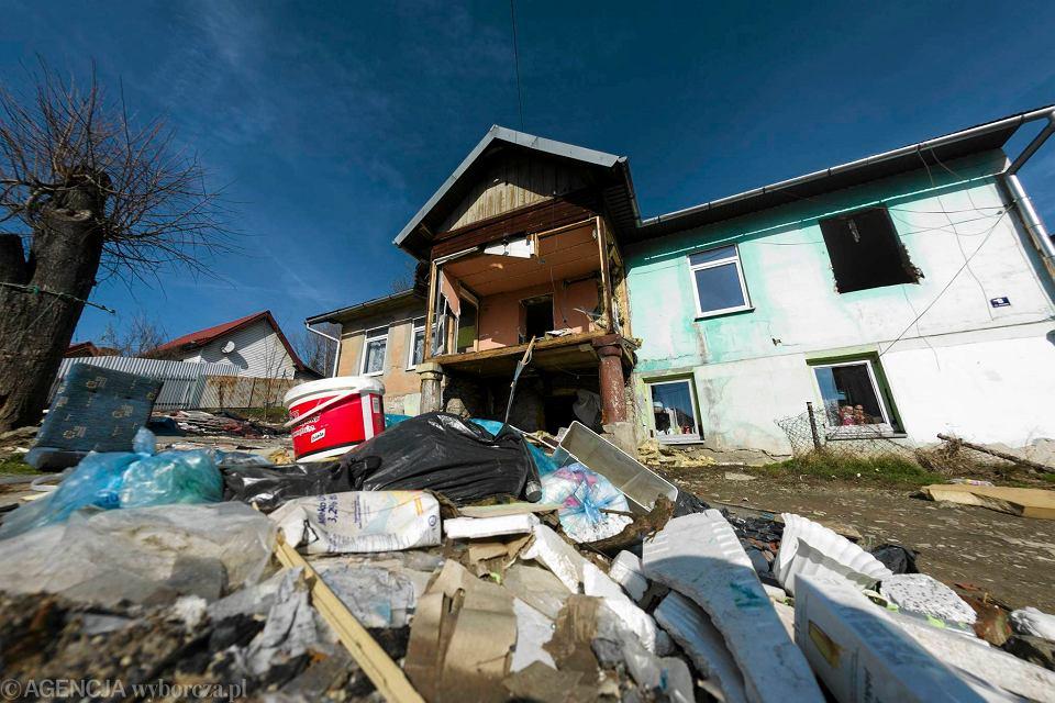 Trzy Romskie Rodziny Będą Eksmitowane Z Limanowej Nie