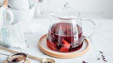 Hibiskus - herbata