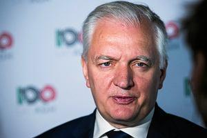 Jarosław Gowin: Oskładkowanie umów-zleceń już od 1 stycznia 2022 r.