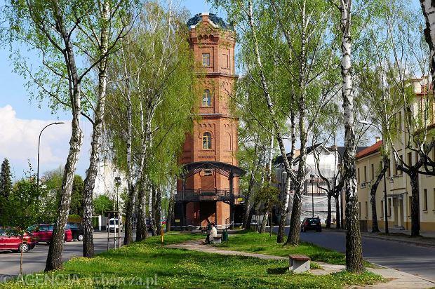 Wieża Ciśnień w Płocku