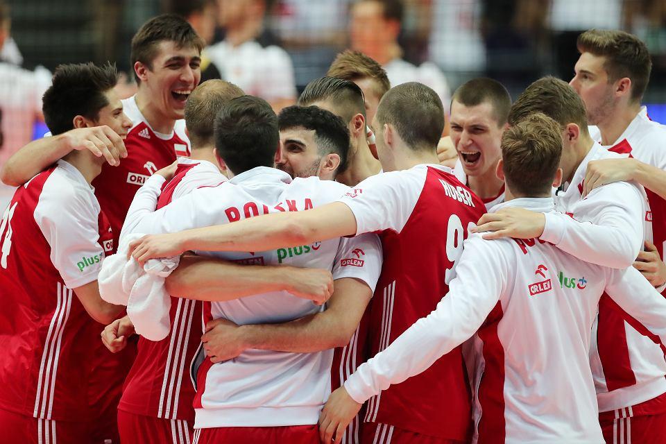 Polscy siatkarze po awansie do turnieju finałowego Ligi Narodów 2019