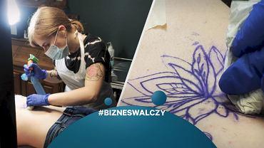 Biznes Walczy. Salon tatuażu Azazel