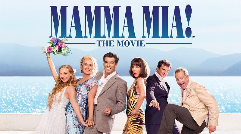 'Mamma Mia!' / Materiały promocyjne