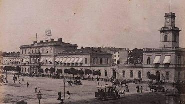 Warszawa 120 lat temu
