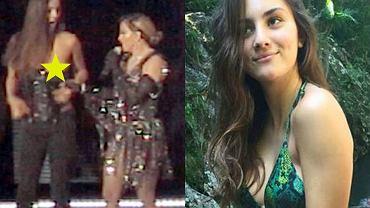 Josephine Georgiou i Madonna