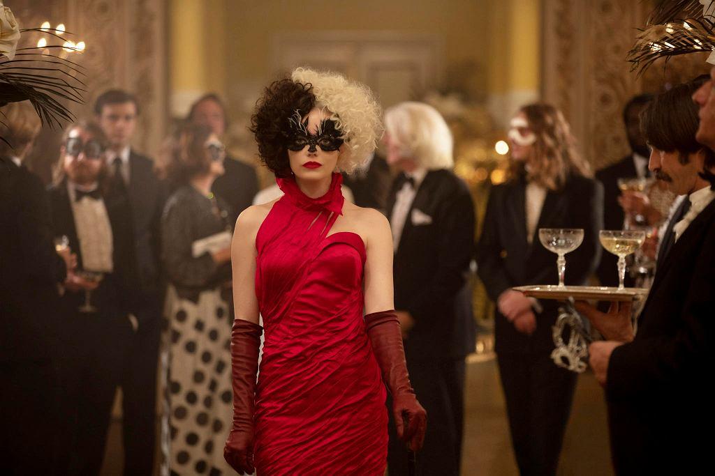 Cruella, w roli głównej Emma Stone