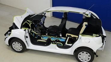 Air-Hybrid, czyli hybryda powietrzno-spalinowa opracowana przez koncern PSA
