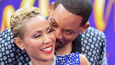Jada Pinkett-Smith i Will Smith