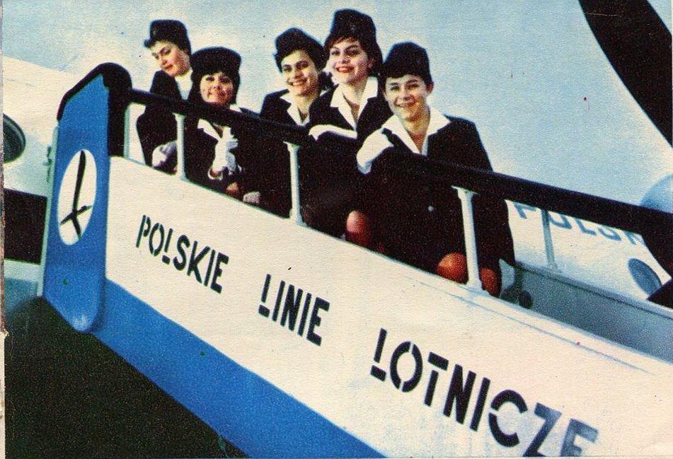 Stewardesy LOT