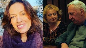 Magdalena Różczka, Magdalena Zawadzka, Gustaw Holoubek