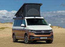 Volkswagen California 6.1 po faceliftingu. Kamper z garścią nowości