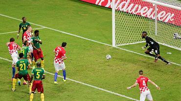 Kamerun - Chorwacja