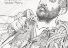 ''Hermann Buhl - liczy się to, co wielkie i piękne''. Nowy komiks o legendzie alpinizmu