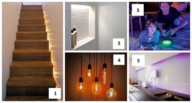 Dekoracyjne oświetlenie LED
