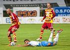 Dziewięć bramek w meczu Stomilu z Chojniczanką