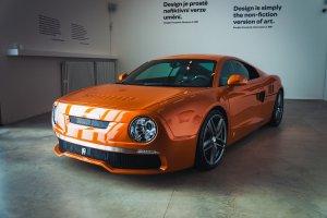 R200 Non-Fiction | Skoda na bazie Audi R8