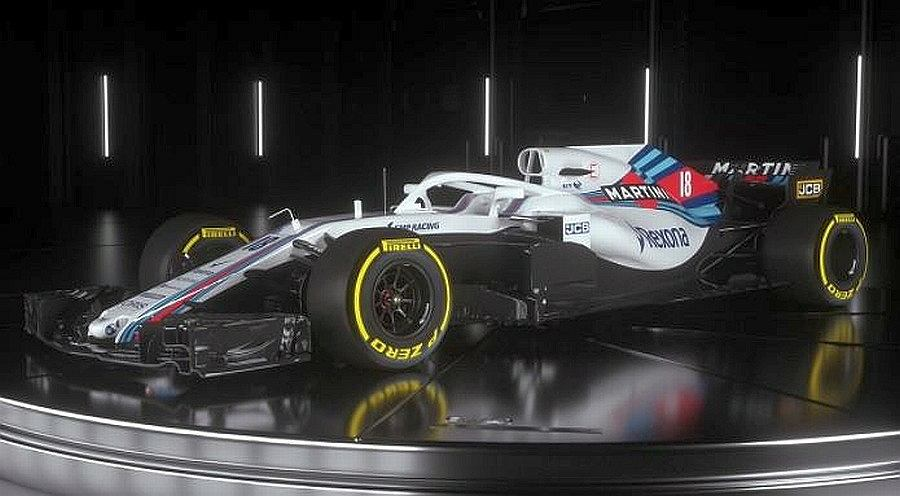 Williams, bolid, Kubica