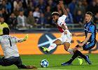 Liga Mistrzów. Club Brugge - Monaco. Błąd Kamila Glika dał bramkę gospodarzom