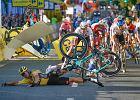 """Zespół Groenewegena wydał oświadczenie w sprawie wypadku na Tour de Pologne. """"Jesteśmy zszokowani konsekwencjami wypadku"""""""