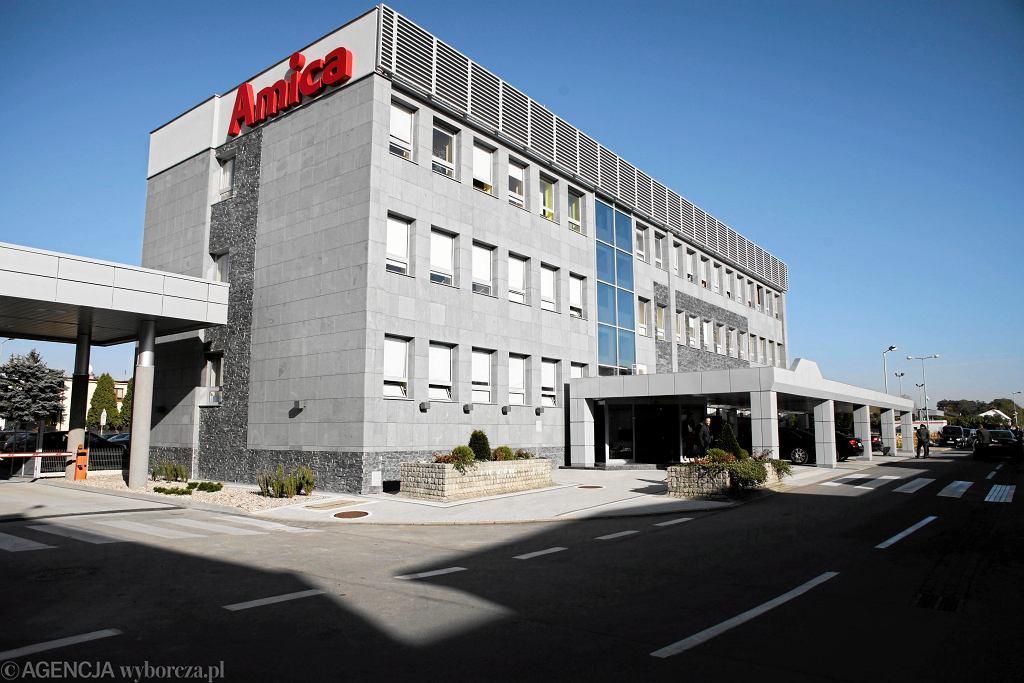 Fabryka firmy Amica