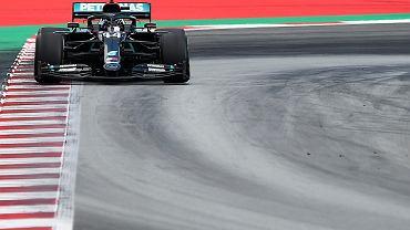 Lewis Hamilton wygrał Grand Prix Hiszpanii