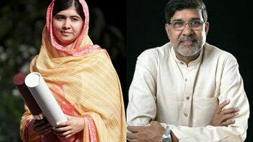 Malala Yousafzai i Kailash Satyarthi. Kim są laureaci pokojowej nagrody Nobla?