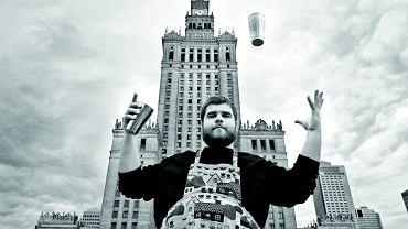 Koktajle na szybko: przygotował je Kuba Lasecki, barman z modnego, hipsterskiego Baru Studio