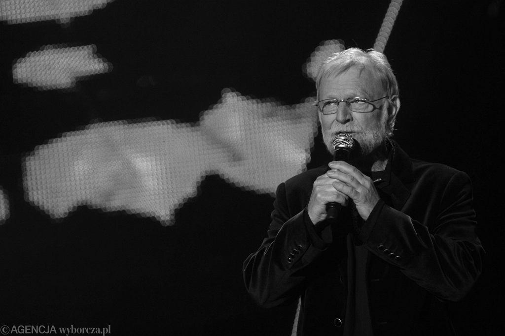 Nie żyje Piotr Szczepanik. Piosenkarz i aktor miał 78 lat