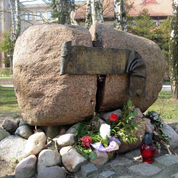 Pomnik Danuty Siedzikówny