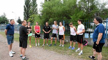 Pierwszy trening Artego przed nowym sezonem.