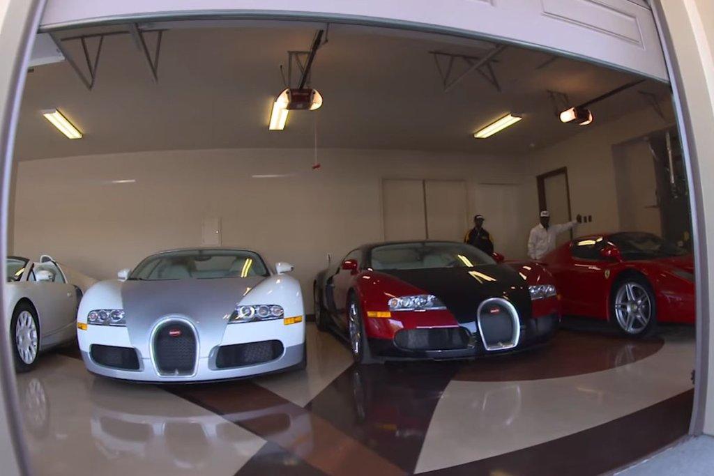 Floyd Mayweather i jego kolekcja aut