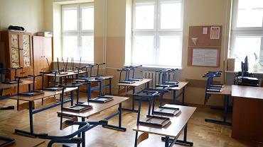 Szkoła Podstawowa nr 98 w Warszawie przygotowana na rozpoczęcie roku szkolnego w czasie pandemii koronawirusa