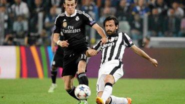 Gareth Bale i Andrea Pirlo