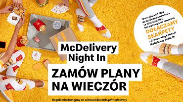 McDelivery Nigth In