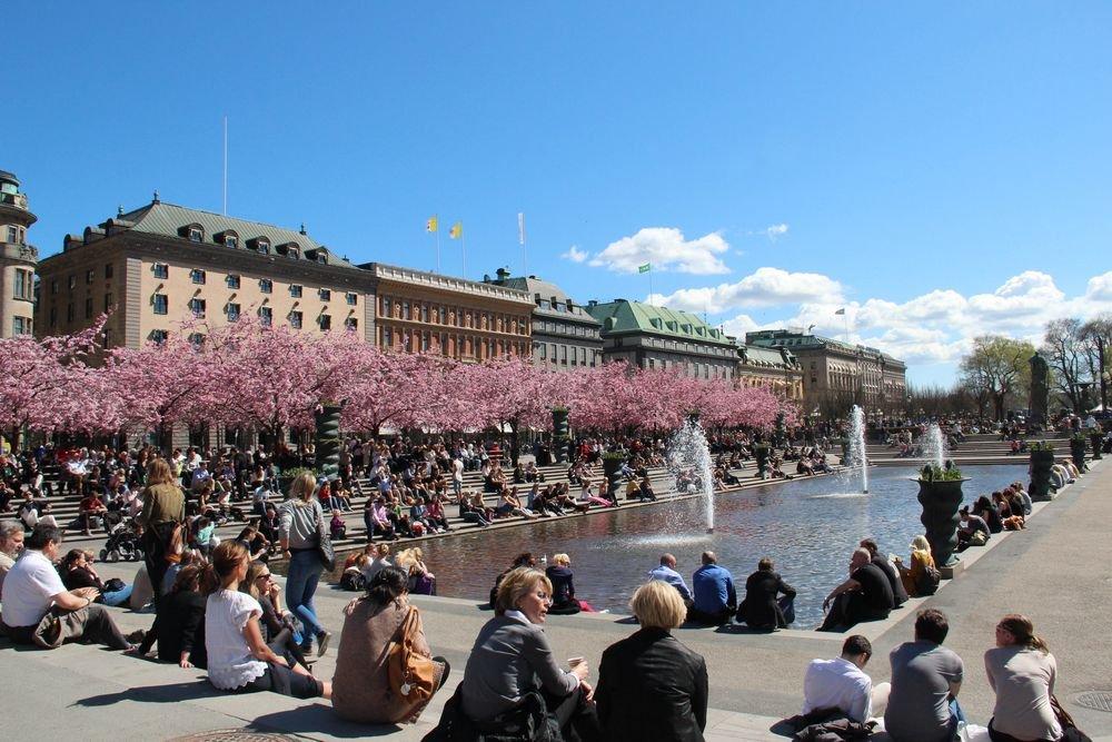 08. Szwecja. W World Happiness Report Szwecja znalazła się z wynikiem 7,364.