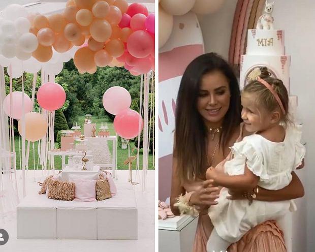 Natalia Siwiec zorganizowała dwuletniej córce bajeczne urodziny. Były nawet alpaki. Czy warto planować dziecku tak huczne imprezy?
