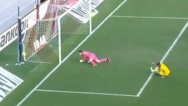 Radosław Majecki puszcza gola w swoim debiucie w AS Monaco