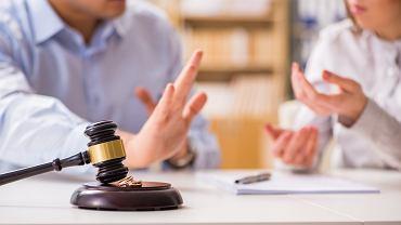Rozwód z orzeczeniem o winie musi być poparty konkretnymi dowodami. Zdjęcie ilustracyjne