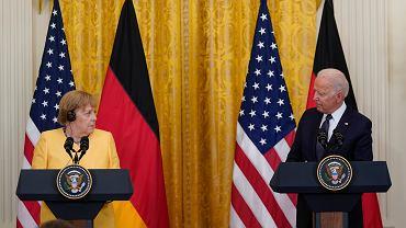 Umowa prezydenta USA Joe Bidena z kanclerz Angelą Merkel w sprawie Nord Stream 2 to faktycznie podział energetycznych rynków Europy i zatwierdzenie dominacji Niemiec w UE.