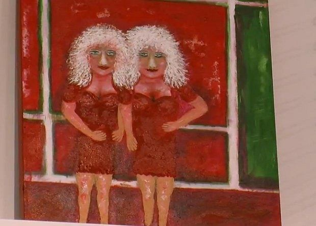 Martine Fokken, Louise Fokken, Fokken siostry, stare prostytutki